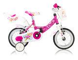 Lombardo Baffy D roze wit vrijloop +2 handrem_