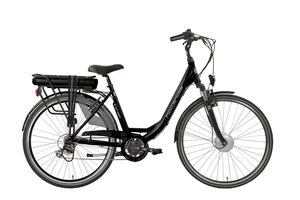 Hollandia E-Street E-bike D6 D49 black