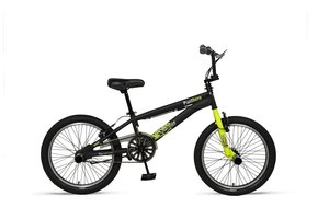 Umit Panthero BMX 20 inch Black - Lime