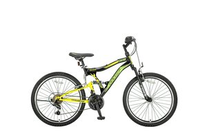 Umit Albatros 26 inch MTB Yellow/Black