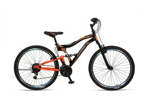 Umit Albatros 26 inch MTB Orange Black