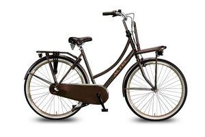 Altec Dutch 28inch Limited Edition Transportfiets N-3 Mat Brown 55 cm