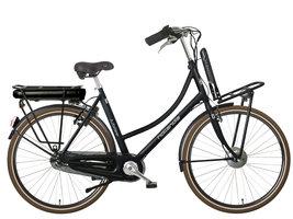Hollandia Jubilee E-bike D49 N3 black