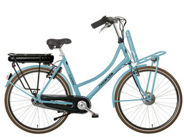 Hollandia Jubilee E-bike D49 N3 blue