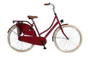 Altec London 28 inch Omafiets Maroon 55cm