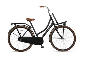 Altec Classic 28inch Transportfiets Zwart