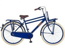 Popal Jongens Transportfiets Urban Basic Plus Blauw