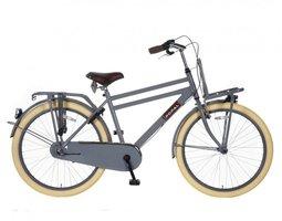 Popal Jongens Transportfiets Urban Basic Plus Grijs