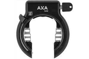 AXA SOLID Ringslot Zwart