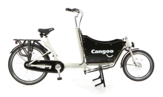 Popal Cangoo Downtown N7 Bakfiets Wit 24 inch