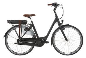 Rivel Fairbanks E-bike D53 mid N8 Zwart