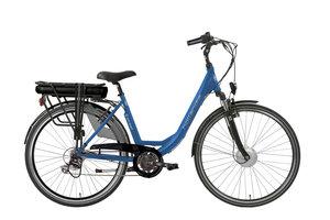 Hollandia E-Street E-bike D6 D49 blue