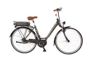 Altec Mosso E bike Shimano Steps N-8 Zwart-Groen