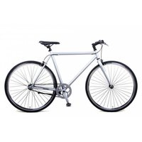 Popal Fixed Gear 28 inch MH28 Zilver