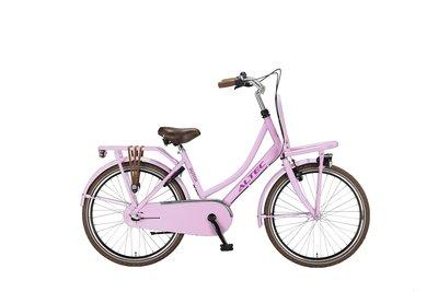 Altec Dutch 24inch Transportfiets N-3 Hot Pink **** AFGEPRIJSD UITVERKOOP ****