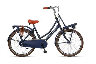 Altec Dutch 24inch Transportfiets N-3 Jeans Blue