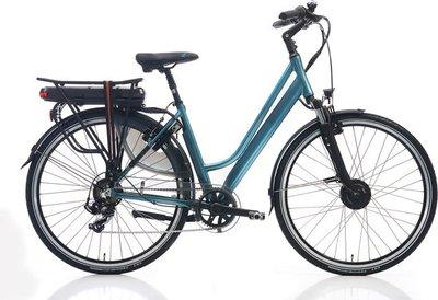 Rivel Riviera E bike D 50 cm VV Derr 7 aqua blue matt