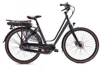 Avalon DeLuxe E-Bike D52cm Antraciet