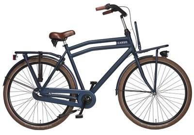 Avalon Heren Transportfiets Matblauw R3