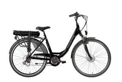 Hollandia E-Street E-bike D6 D49 black
