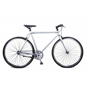 Popal Fixed Gear MH28 Zilver