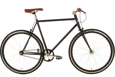 Spirit Fixed Gear Mat-Zwart