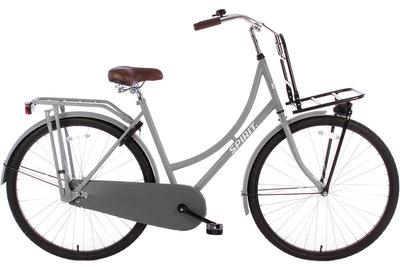 Spirit Omafiets Plus Mat-Grijs 28 inch
