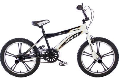 Spirit BMX Cheetah Zwart 20 inch